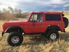 1969 Ford Bronco 1969 Early Classic Bronco crawler