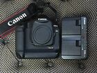 Canon EOS 1Ds Mark III 211MP Digital SLR Camera Less Than 4000 Shutter Counts