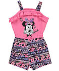 Minnie Mouse Baby Girls Model Minnie Romper