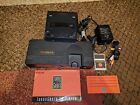 NEC Turbografx CD player HES-CDR-01 console as-is 16 dock expansion system card