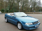 LARGER PHOTOS: 2002 VOLVO C70 2.0  20V LPT AUTO CONVERTIBLE WITH ONLY 95K 3 DAY 99P START