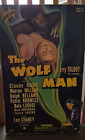 Sideshow Universal Monsters The Wolf Man Larry Talbot 1 6 12 Inch Figure MISB