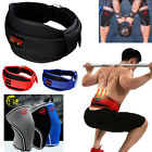 Gym Weight Lifting Belt Crossfit Squat Belt EVA Weightlifting Back Support US GG