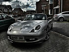 LARGER PHOTOS: PORSCHE BOXSTER SILVER 2.5 Convertible electric hood & seat FULL leather pioneer