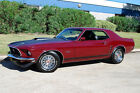 1969 Ford Mustang GT 1969 Ford Mustang GT Coupe