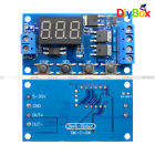 Trigger Cycle Timer Delay Switch 12 24V Circuit Board MOS Tube Control Module