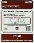 pioneer photo albums refill pages for lm-100, lm-100d and lm-100w photo albums,