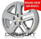 18 CHEVROLET EQUINOX CHROME CLAD WHEEL RIM FACTORY OEM GM 2015 2016 2017 5604