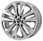 19 KIA SEDONA PVD CHROME WHEEL RIM FACTORY ORIGINAL OEM 2016 2017 2018 74717