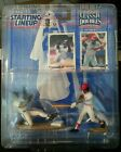 NEW 1997 Starting Lineup Classic Doubles Ken Griffey Jr Sr Seattle Mariners Reds