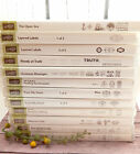 Stampin Up Stamp Sets 800 Includes Shipping Clear Mount You Choose