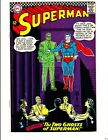 Superman 186 (1966): FREE to combine- in Very Good condition