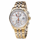 Citizen Eco-Drive Women's FC0006-52D A-T World Time 39mm Two Tone Watch