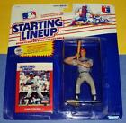1988 CARLTON FISK Chicago White Sox Rookie #72  - low s/h - Starting Lineup HOF