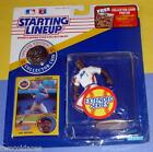 1991 extended VINCE COLEMAN New York Mets - low s/h - final Starting Lineup