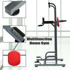 Weider Power Tower Exercise Home Gym Strength Pull Up  Push Up STATION Black