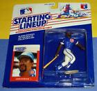 1988 LEON DURHAM Chicago Cubs Rookie - low s/h- sole Starting Lineup Kenner