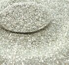 Silver Glass Glitter 311 9 SL Real Glass Imported German Glass Glitter