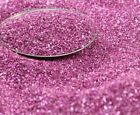 Old Rose Glass Glitter 311 9 016 Real Glass Imported German Glass Glitter