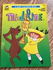 Vintage 1993 Golden Books Madeline Giant Coloring Book Easy Tear Out Pages