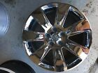 Used 18 Buick Lacrosse Chrome wheel rim 4095 Cap and TPMS included