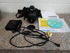 Nikon D5100 162MP Digital SLR Camera Black With 18 55mm DX VR Lens