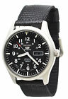 Seiko 5 SNZG15J1 Automatic Black Dial and Band Mens Made in Japan Watch
