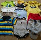 Baby Boy Summer Clothes Lot Size 3 6 Months