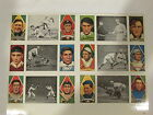 1977 DOVER BASEBALL CARDS REPRINT BOOK 8 PAGES 111 CARDS TOBACCO BIG LEAGUE CHEW