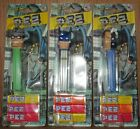 PEZ DISPENSERS Lot of 3