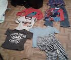 3T 4T 5T kids toddler baby clothing outfit short sleeve shirts pants lot 8 piece