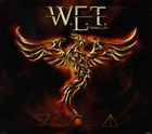 W.E.T.-Rise Up  (UK IMPORT)  CD NEW