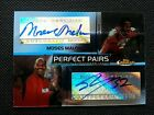 SHAQUILLE SHAQ O'NEAL MOSES MALONE 2004-05 TOPPS FINEST DUAL AUTOGRAPH AUTO # 50