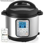 Instant Pot IP-Smart Bluetooth-Enabled Multifunctional Pressure Cooker,...