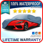 Chevy Corvette Car Cover  Custom-fit Waterproof Quality Best