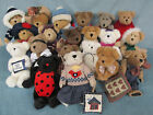 Set of 20 Medium Boyds Bears 10