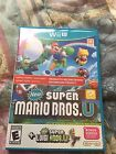 Super Mario Bros U + New Super Luigi U Nintendo Wii U Refurbished