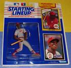 1990 ERIC DAVIS Cincinnati Reds - low s/h - slu Starting Lineup Kenner