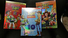 DVD Bundle Set Toy Story Trilogy All 3 Movies 1 2 3 New Free Shipping