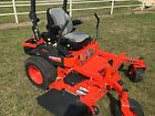 Kubota Commercial Zero Turn Z725KH 60 deck 25Hp Kohler Motor only 95 Hrs