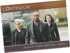 2014 Rittenhouse Continuum Seasons 1 and 2 Trading Cards 6