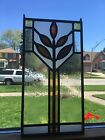 Arts And Crafts Style Leaded Glass