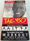 Tae Bo Basic The Ultimate Total Body Workout VHS Tape