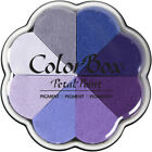 ColorBox Pigment Petal Point Ink Pad 8 Colors Bluebells
