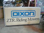 Big Dixon Double Sided Lighted Sign