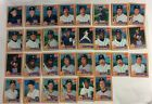 1985 Wendy's / Coca-Cola Detroit Tigers Lot of 30 Anderson Trammell Gibson