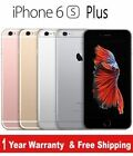 Apple iPhone 6 Plus 6S Plus Unlocked 128GB Gray Gold Silver Rose No Finger EY