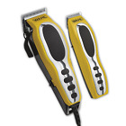 Pro Hair Cutting Kit Professional Barber Machine Clipper Haircut Trimmer USA New