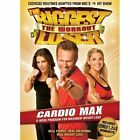 The Biggest Loser The Workout DVD Cardio Max 6 Week Program NEW