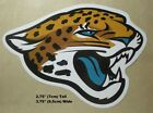 Jacksonville Jaguars NFL Decal Stickers Football Team Logo Your Choice